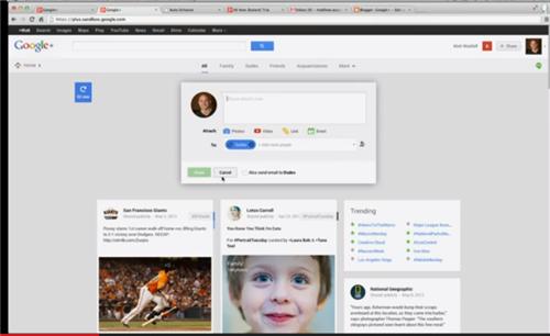 41 nouvelles améliorations pour Google+