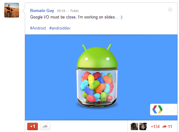 android-4.3-romain-guy-slide-googler