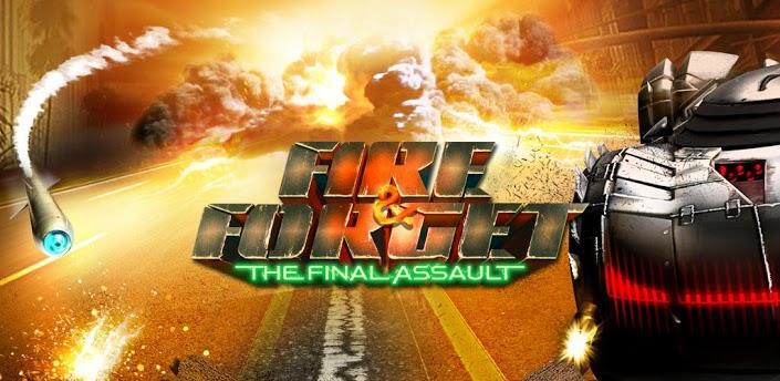 Fire & Forget Final Assault, le jeu de course Amiga est disponible sur
