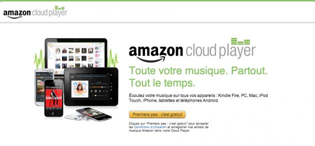 android amazon cloud player offline mod mode hors ligne