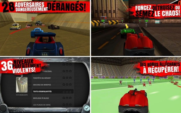 android carmageddon gameplay 0