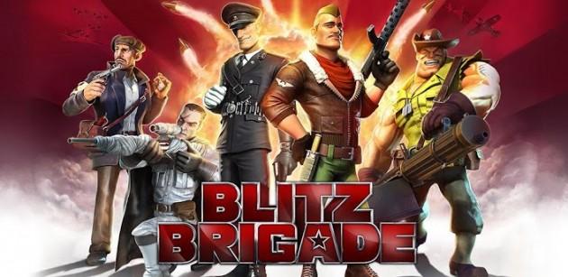 android gameloft blitz brigade 0