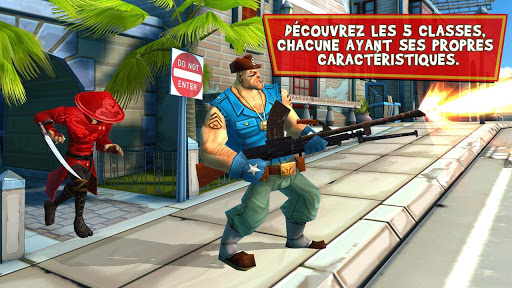 android gameloft blitz brigade screenshot 2