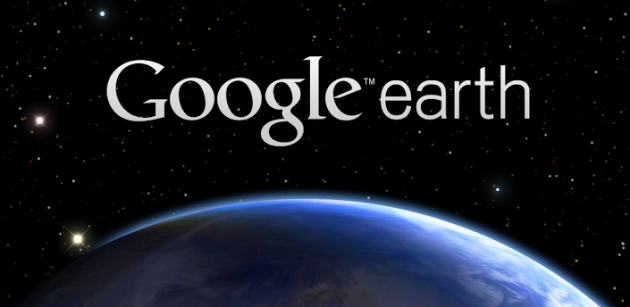 android google earth 7.1.1