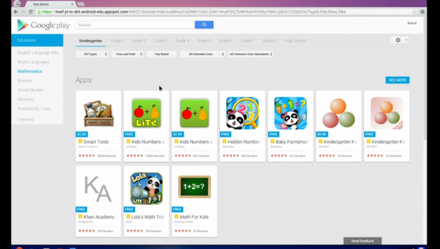 android google play for education 1