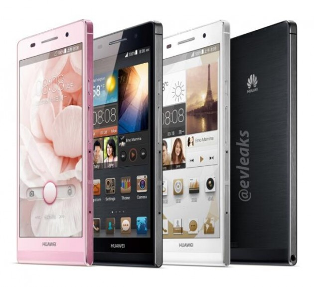 android huawei ascend p6