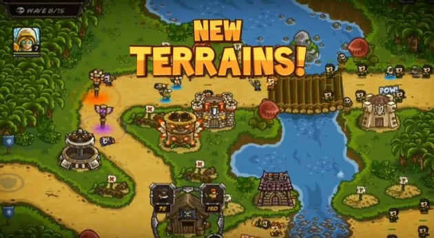 android kingdom rush: frontiers image 000
