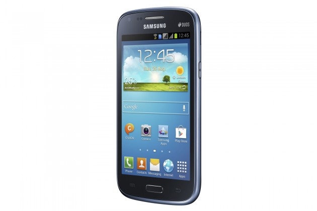 android samsung galaxy core 1