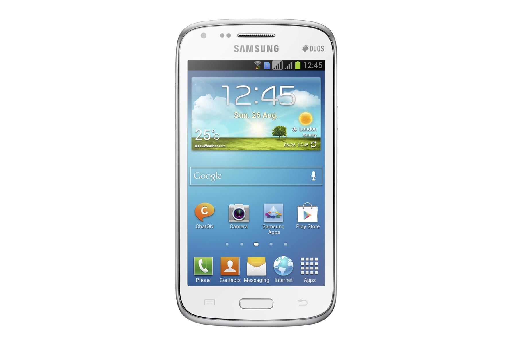 Samsung Galaxy Core, un mobile de 4,3 pouces prévu dès ce mois-ci