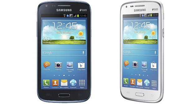 android samsung galaxy core duos dual double sim