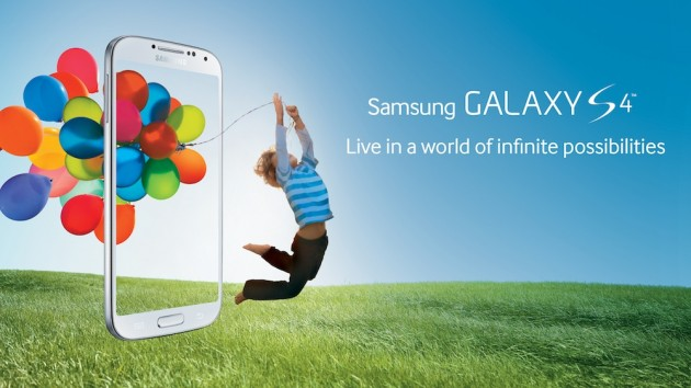 android samsung galaxy s4 canada