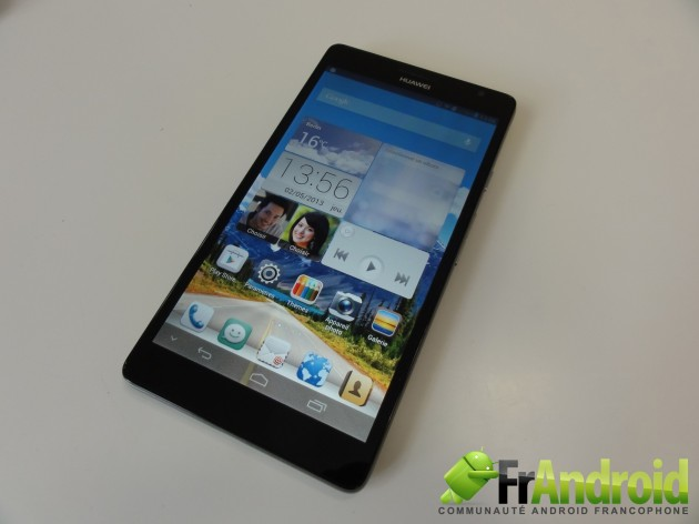 android smartphone huawei ascend mate 1