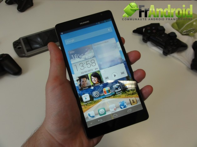 android smartphone huawei ascend mate 2