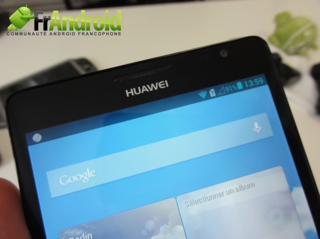 android smartphone huawei ascend mate 4