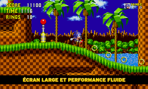 android sonic the hedgehog jeu 1