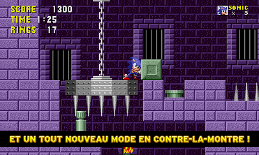 android sonic the hedgehog jeu 2
