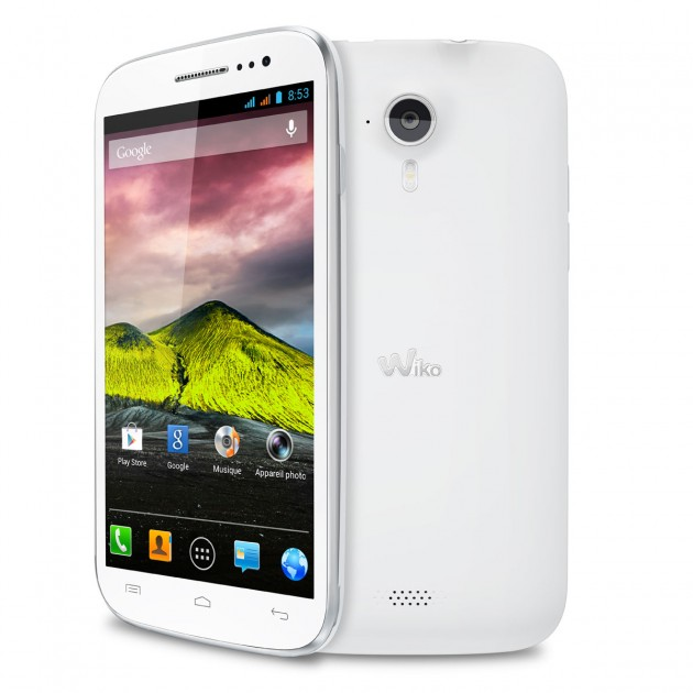 android wiko cink give ldlc 0