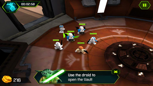 lego star wars the yoda chronicles android 1