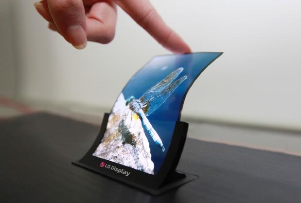 lg display 5 pouces écran incassable