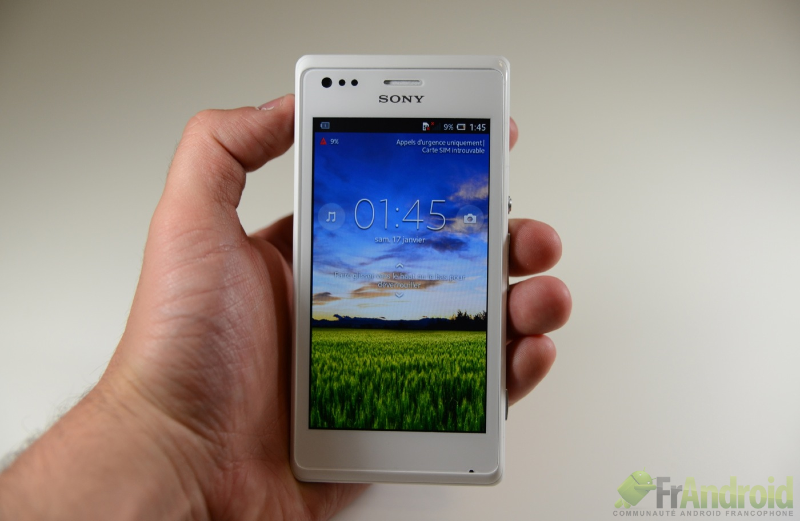 Data recovery for sony xperia