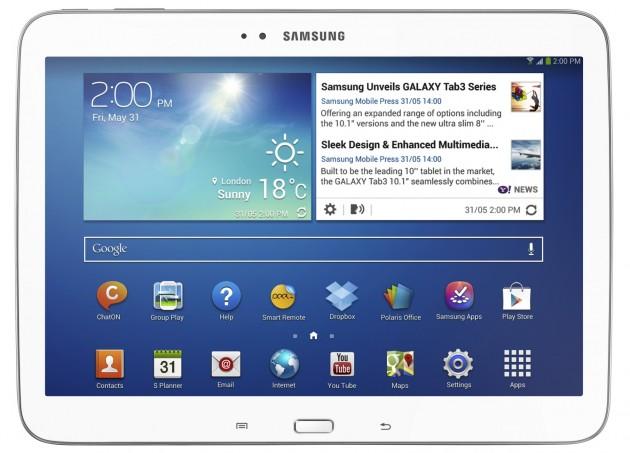 Samsung Galaxy Tab 3 10,1 pouces