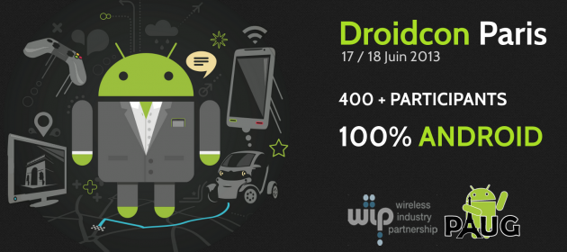 DroidCon Paris