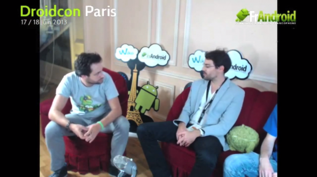 Joaquim Verges (Falcon Pro) - DroidCon Paris
