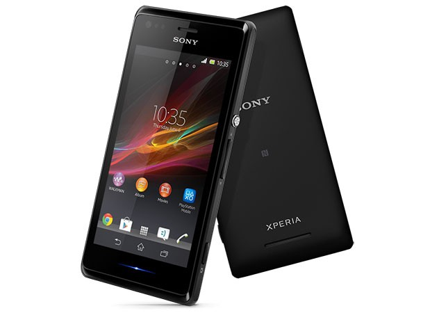 androi sony xperia m press shot 0