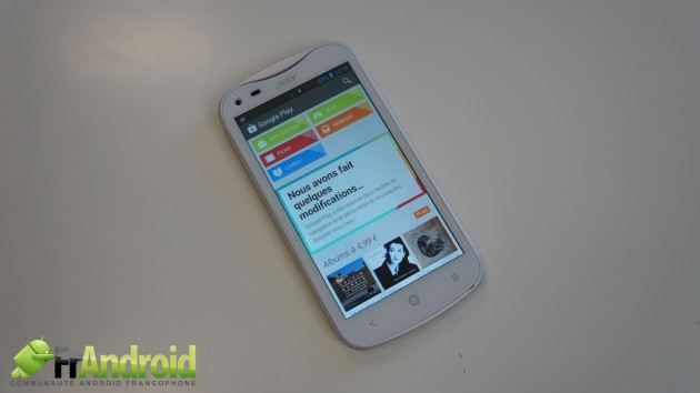 android acer liquid e2 image 2