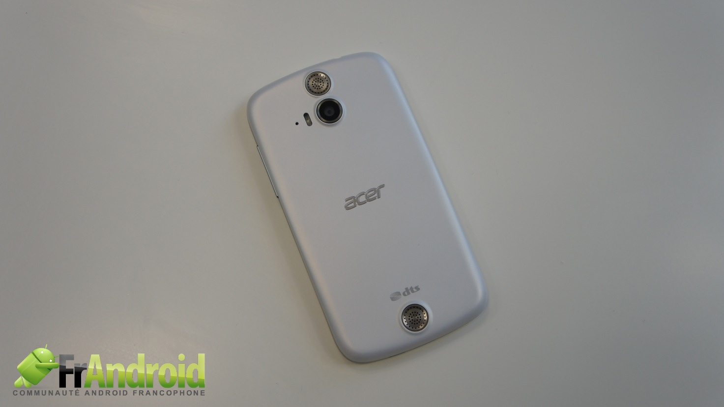 Telephone Acer Android Android Acer Liquid e2 Image 3