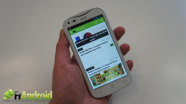 android acer liquid e2 image 4