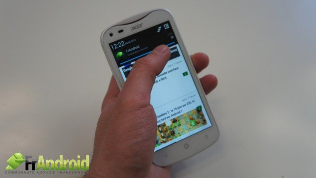 android acer liquid e2 image 5