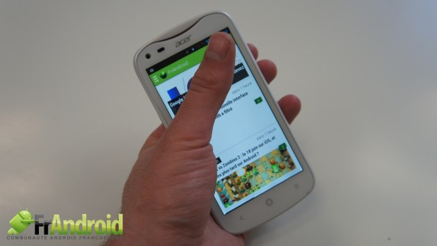 android acer liquid e2 image 6