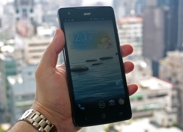 android acer liquid s1 0