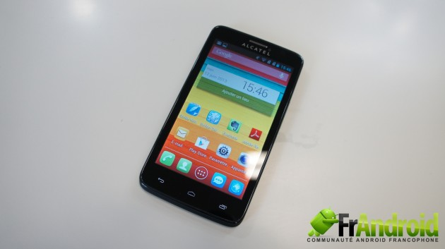 android alcatel one touch scribe easy 0