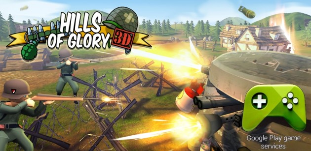 android hills of glory 3d google play games service mode de survie