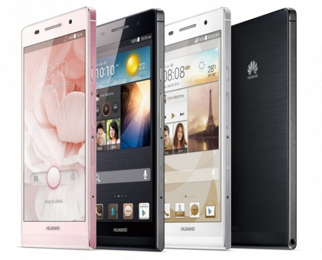android huawei ascend p6 image 1