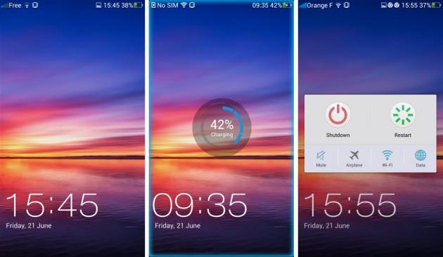 android oppo find 5 écran verouillé