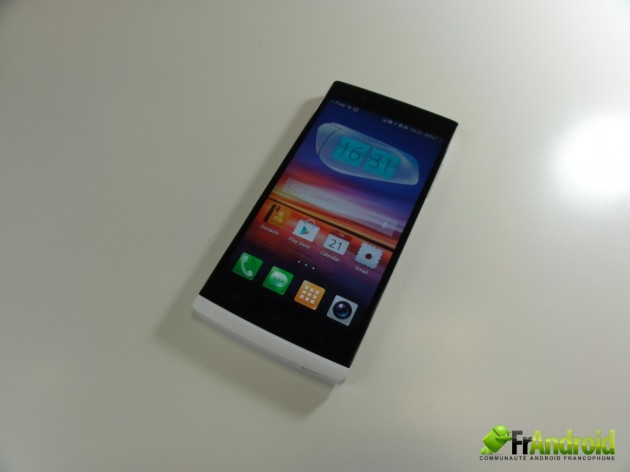 android oppo find 5 prise en main 0