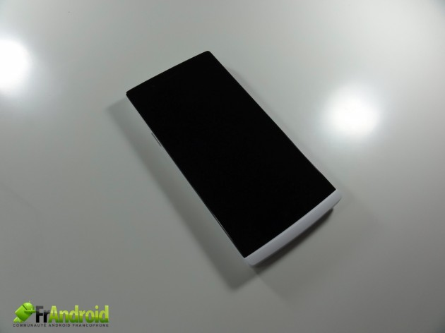 android oppo find 5 prise en main 1