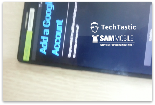 android prototype samsung galaxy note 3 image 1
