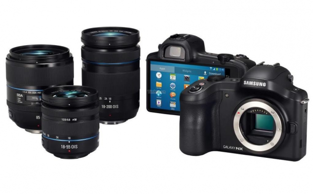 android samsung galaxy nx appareil photo hybride 03