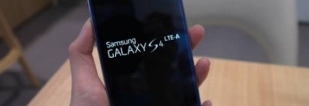 android samsung galaxy s4 lte-a bannière