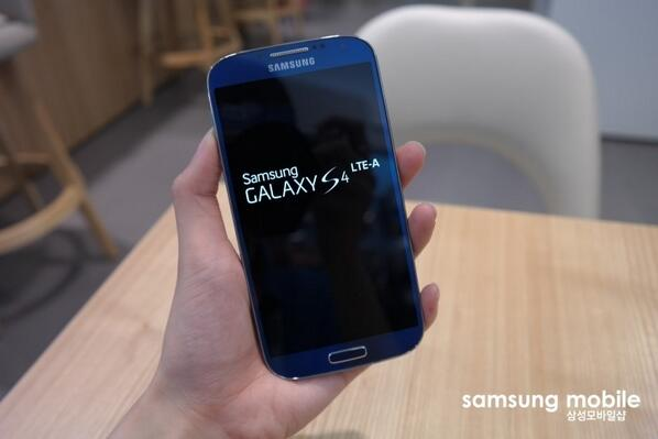 android samsung galaxy s4 lte-a image 1