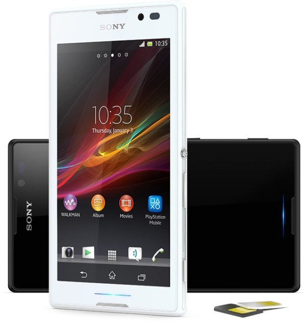 Image result for Sony Xperia C caractéristiques