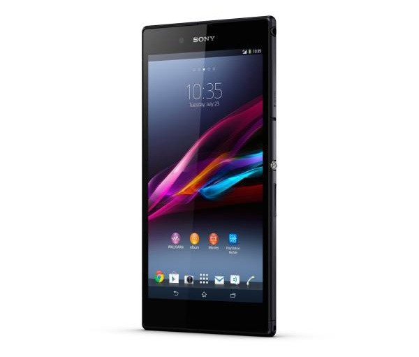 android sony xperia z ultra xperia zu press shot