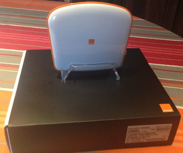Orange Femtocell
