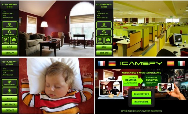 iCamSpy