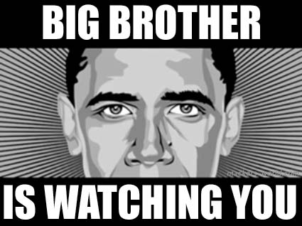 """Souriez, vous êtes """"fliqués"""" par le FBI et la NSA"""