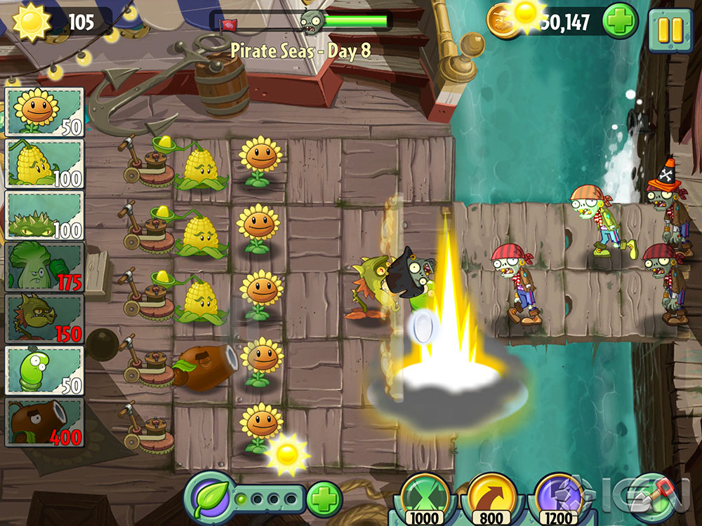 Plants vs. Zombies 2 - Free Mobile Game - EA Official Site
